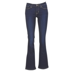 Kleidung Damen Bootcut Jeans Levi's 715 BOOTCUT Blau
