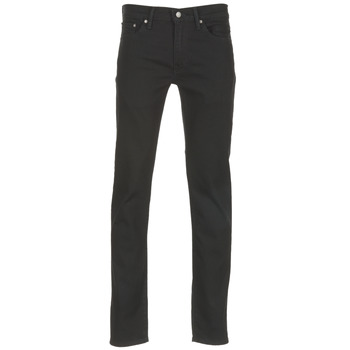 Kleidung Herren Slim Fit Jeans Levi's 511 SLIM FIT Schwarz