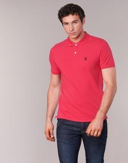 Kleidung Herren Polohemden Selected ARO Rot