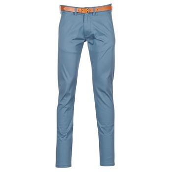 Kleidung Herren Chinohosen Selected HYARD Blau