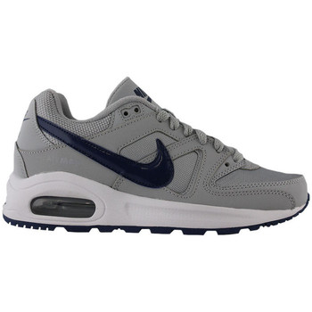 Schuhe Kinder Sneaker Low Nike air max command flex (gs) 844346 041 Gris