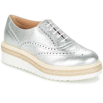 Schuhe Damen Derby-Schuhe Sweet Lemon UGOLI Silbern
