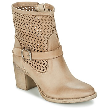 Schuhe Damen Boots Sweet Lemon EVATI Maulwurf