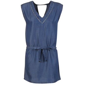 Kleidung Damen Kurze Kleider Les P'tites Bombes GUELOFI Blau