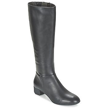 Schuhe Damen Klassische Stiefel Camper BETH Schwarz