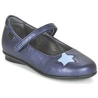 Schuhe Mädchen Ballerinas Camper TWS Blau