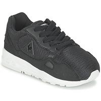 Schuhe Kinder Sneaker Low Le Coq Sportif LCS R900 INF MESH Schwarz