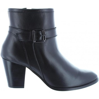 Schuhe Damen Low Boots Cumbia 30328 Negro
