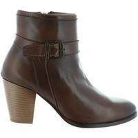 Schuhe Damen Low Boots Cumbia 30328 Marrón