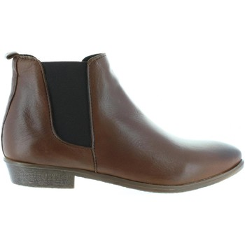 Schuhe Damen Low Boots Cumbia 30315 Marrón