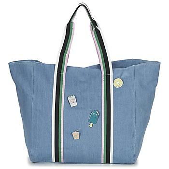 Taschen Damen Shopper / Einkaufstasche Paul & Joe Sister HASSINA Blau