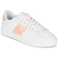 Schuhe Damen Sneaker Low Spot on REVILLIA Weiss / Rose