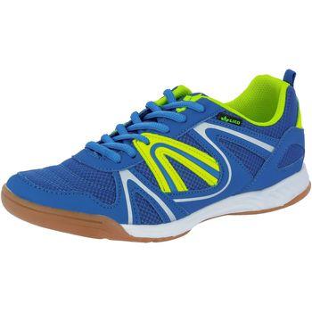 Schuhe Herren Sneaker Low Lico Fit Indoor blau