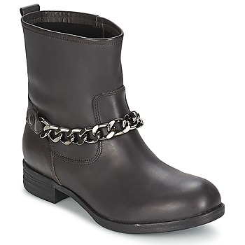 Schuhe Damen Boots Bocage MOANNA Grau