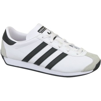 Schuhe Kinder Sneaker Low adidas Originals Country OG G Weiß