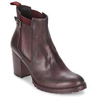 Schuhe Damen Low Boots Liebeskind NAPOLI Rot / Schwarz