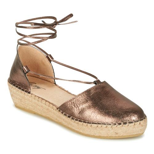 Betty London GIORDA Bronze  Schuhe Sandalen / Sandaletten Damen 51,99
