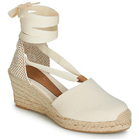 Schuhe Damen Sandalen / Sandaletten Betty London GRANDA Beige