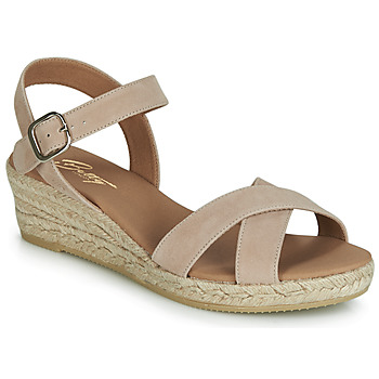 Schuhe Damen Sandalen / Sandaletten Betty London GIORGIA Maulwurf