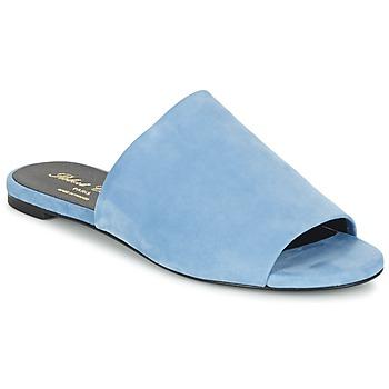 Schuhe Damen Pantoffel Robert Clergerie GIGY Blau