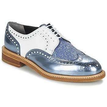 Schuhe Damen Derby-Schuhe Robert Clergerie ROELTM Blau / Weiss