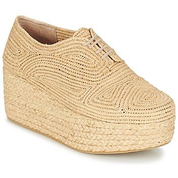 Schuhe Damen Derby-Schuhe Robert Clergerie PINTOM Beige