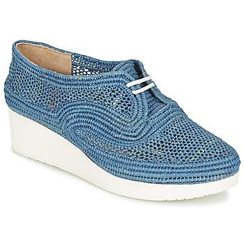Schuhe Damen Derby-Schuhe Robert Clergerie VICOLEM Blau