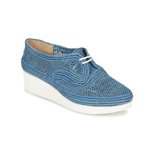 Robert Clergerie VICOLEM Blau  Schuhe Derby-Schuhe Damen 231,20