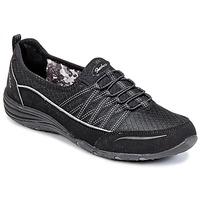 Schuhe Damen Sneaker Low Skechers UNITY Schwarz