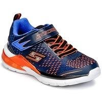 Schuhe Jungen Multisportschuhe Skechers ERUPTERS II Marine / Orange