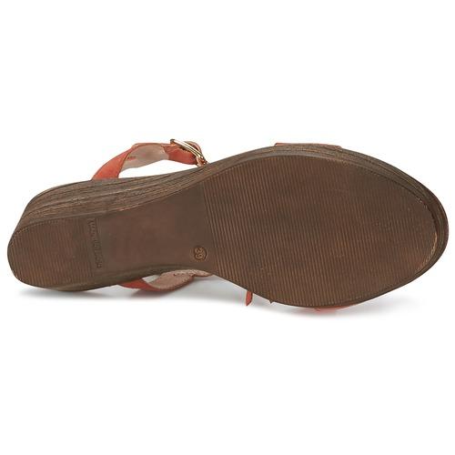 Spiral CARLA / Orange  Schuhe Sandalen / CARLA Sandaletten Damen 62,90 dc8035