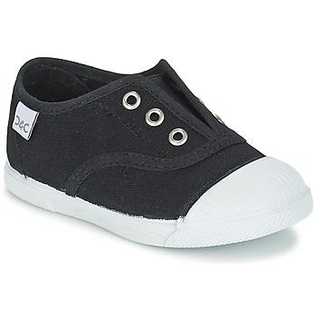 Schuhe Kinder Sneaker Low Citrouille et Compagnie RIVIALELLE Schwarz