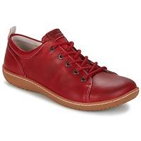 Schuhe Damen Derby-Schuhe Birkenstock ISLAY Rot