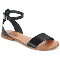 Schuhe Damen Sandalen / Sandaletten Betty London GIMY Schwarz