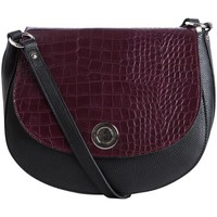 Taschen Damen Handtasche Pieces DIONE BIG CROSS BODY Rot