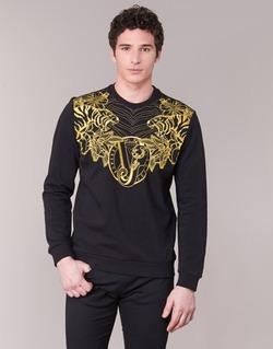 Kleidung Herren Sweatshirts Versace Jeans B7GPB7F0 Schwarz