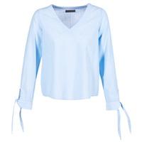 Kleidung Damen Tops / Blusen Vero Moda ELVA Blau