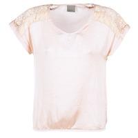 Kleidung Damen Tops / Blusen Vero Moda SATINI Rose
