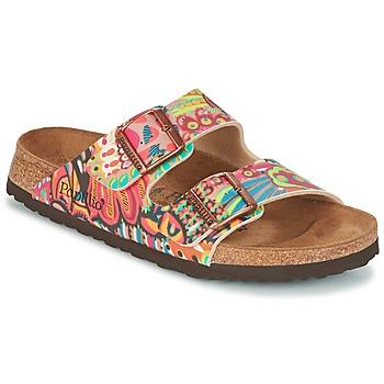 Schuhe Damen Pantoffel Papillio ARIZONA Multifarben