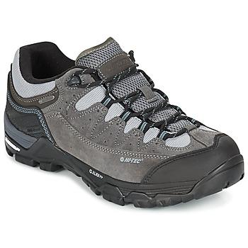 Schuhe Herren Multisportschuhe Hi-Tec OX BELMONT LOW I WP Grau