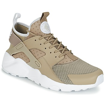 Schuhe Herren Sneaker Low Nike AIR HUARACHE RUN ULTRA Kaki