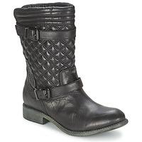 Schuhe Damen Boots Aldo GRAECLYA Schwarz
