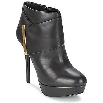 Schuhe Damen Ankle Boots Aldo BRAREVIEL Schwarz