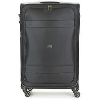 Taschen flexibler Koffer Delsey INDISCRETE 4R 78CM Schwarz