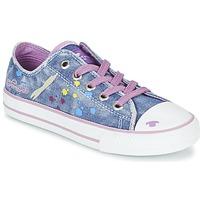 Schuhe Mädchen Sneaker Low Tom Tailor JIJAA Blau / Violett