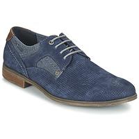 Schuhe Herren Derby-Schuhe Tom Tailor RAULNATE Blau