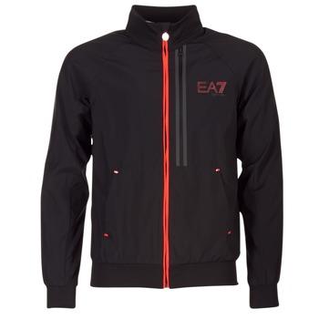 Kleidung Herren Jacken Emporio Armani EA7 TRAIN EVOLUTION Schwarz