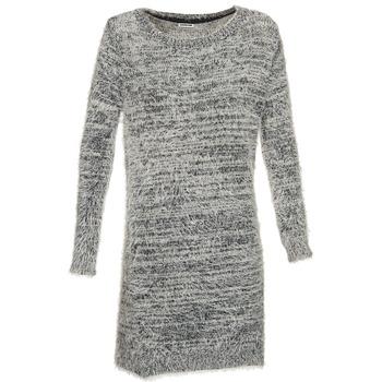 Kleidung Damen Kurze Kleider Noisy May ALLY Grau