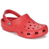 Schuhe Pantoletten / Clogs Crocs CLASSIC Rot