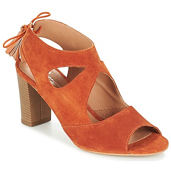 Schuhe Damen Sandalen / Sandaletten Betty London GARMER Orange